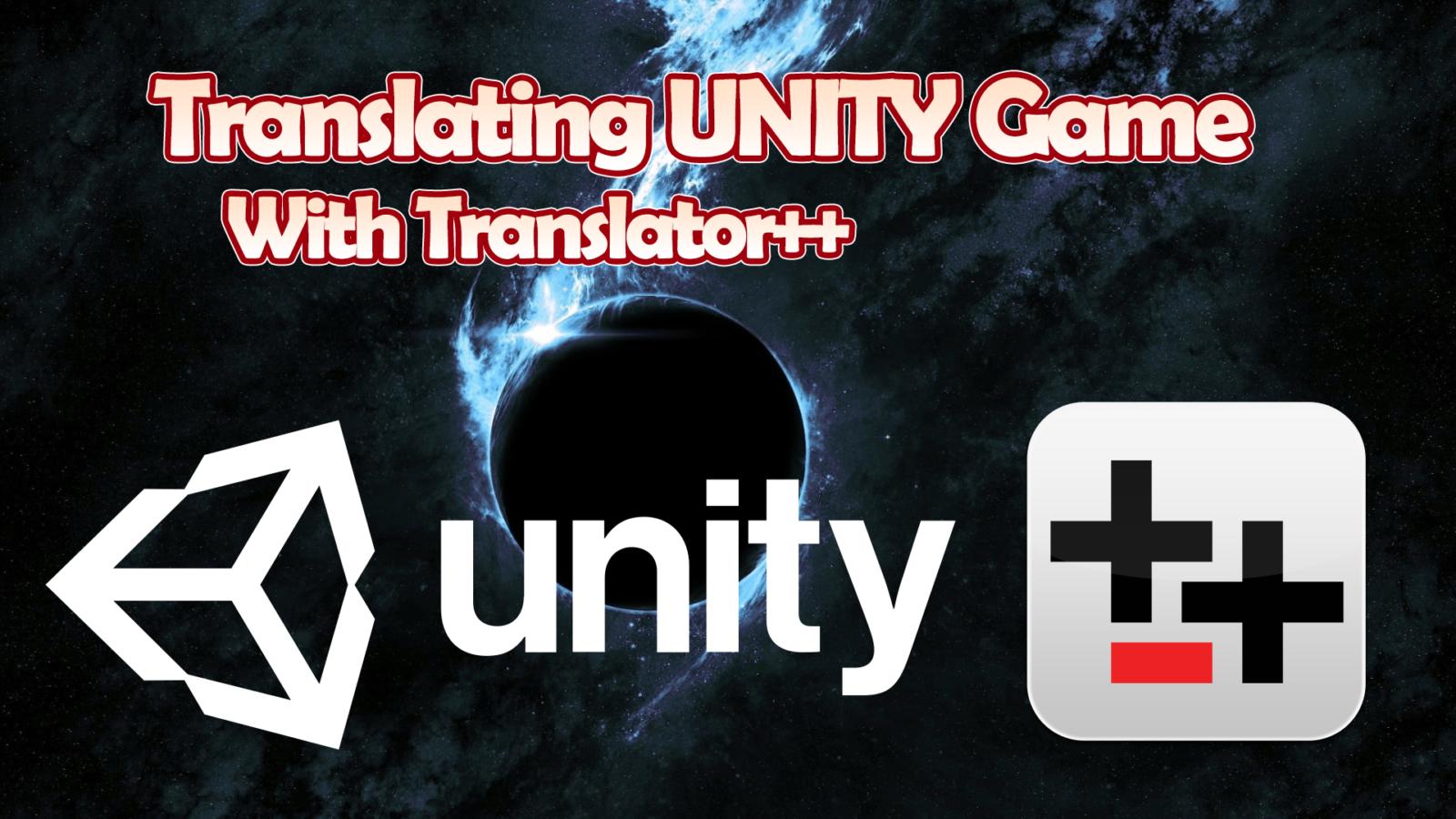 Translator++ Unity